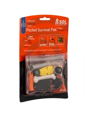 Pocket Survival Pak™ PLUS