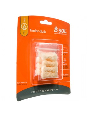 Survive Outdoors Longer® Tinder Quik 12-Pack